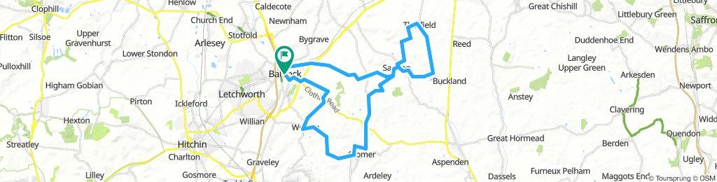 Baldock Cycle Challenge