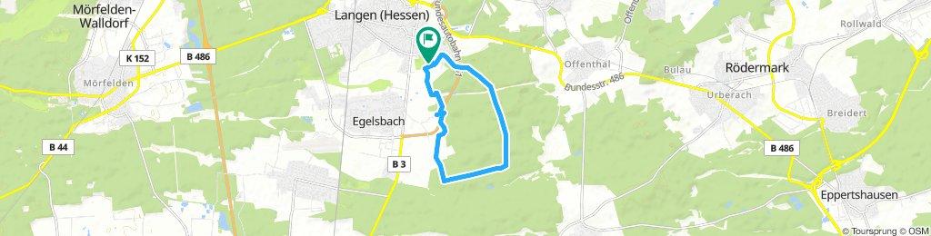 Steady Montag Track In Langen