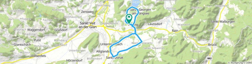Fiming-Längsee-Sankt Donat-Fiming