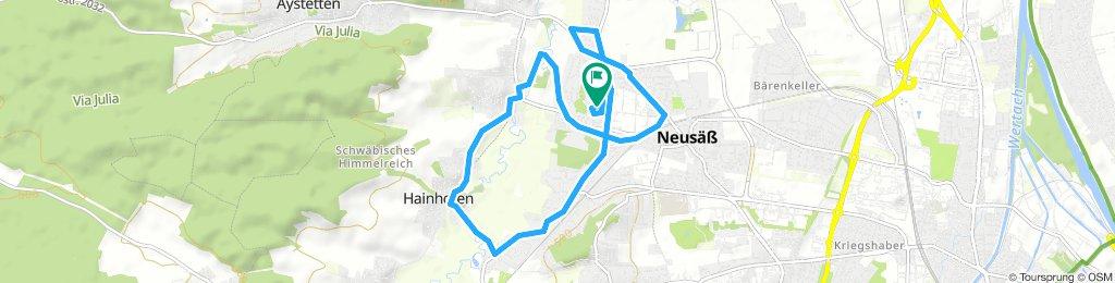 Spred Out Montag Ride In Neusäß