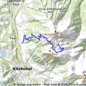 Kitzbüheler Horn Tour