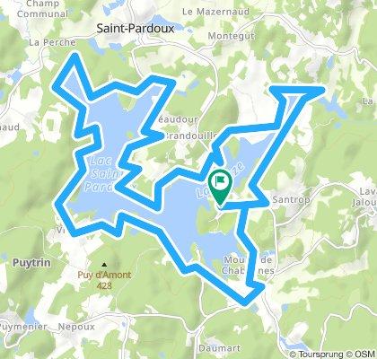 Saint pardons 25Km