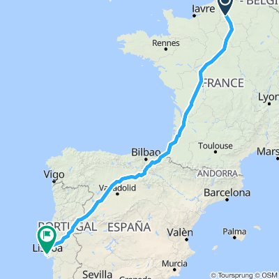 Beauvais-Lisbon