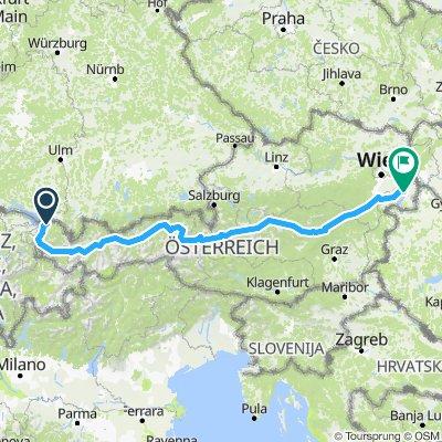 Quer durch Österreich