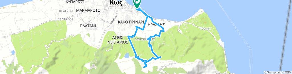 KOS MTB route 12,2 km