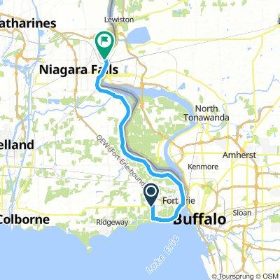 Fort Erie-Niagara Falls