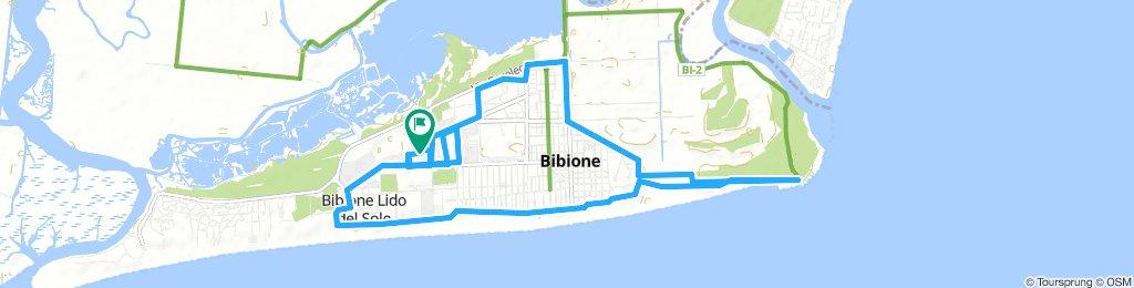 Donnerstag Track - Bibione