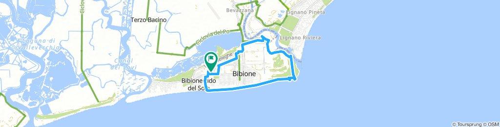 Montag Track - Bibione