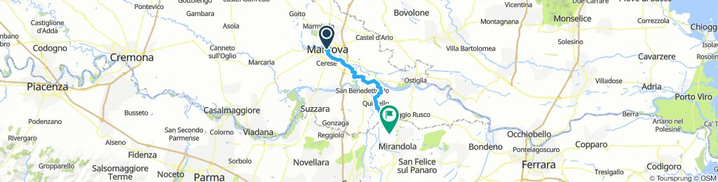 Mantova - Fossa
