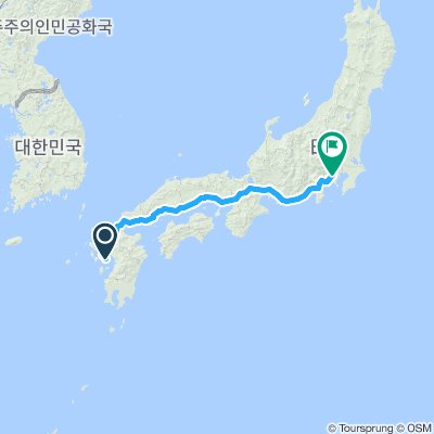 Japan Trip Phase 1
