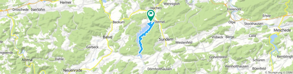 Moderate Donnerstag Course In Sundern (Sauerland)