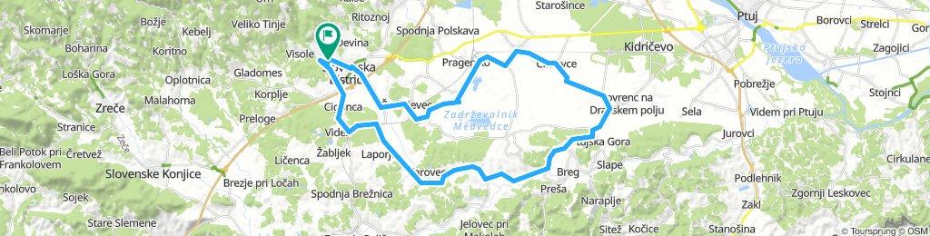 Slovenska Bistrica - 50 km