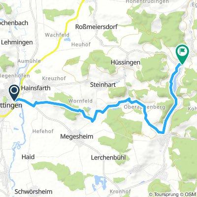 Oettingen Hechlingen
