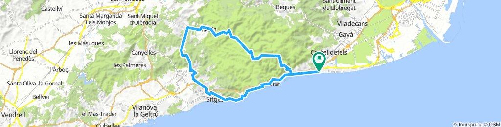 Castelldefels Tour