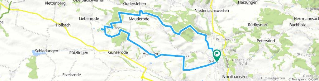 Mauderode, Höringen