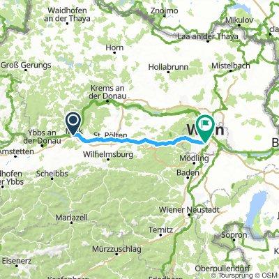 Melk - Vienna (Hbh)