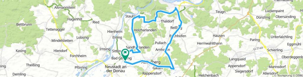 Bad Gögging - Abensberg Kuchlbauer Bierbrauerei - Bad Gögging