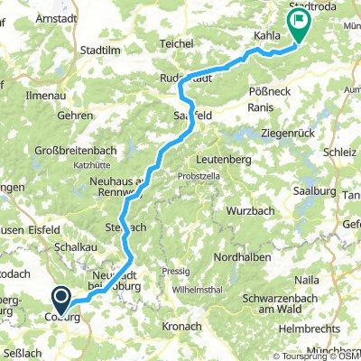 Coburg-Wolfersdorf