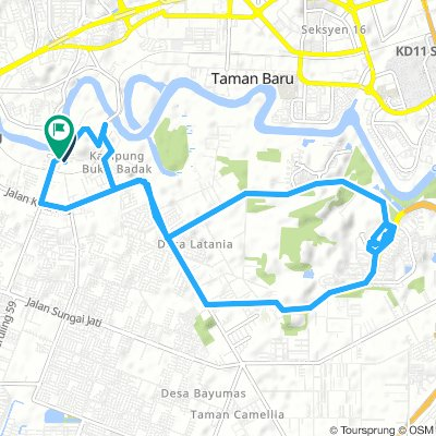 Spred Out Saturday Course In Klang