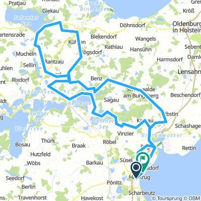 118 km Selent