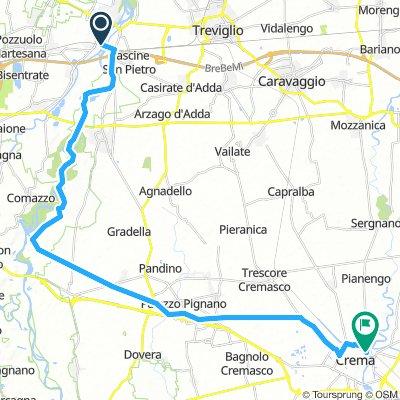 Navigli Cremonesi - I Tappa