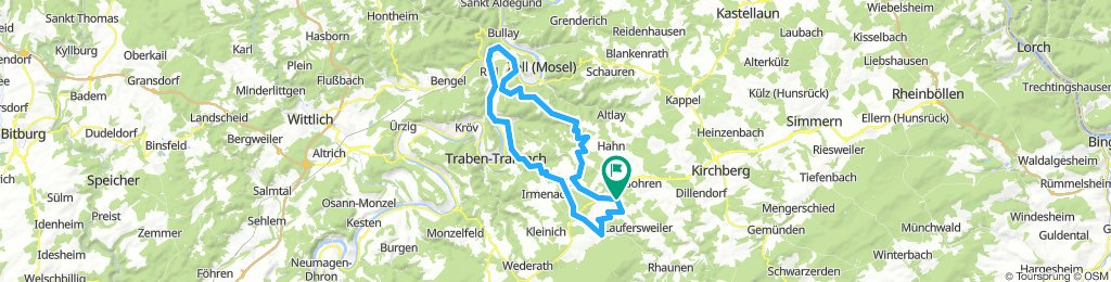büchenbeuren /Briedel/ enkirch