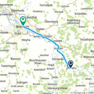1 Rethem - Bremen