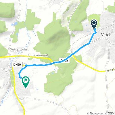 Extensive Dimanche Track In Vittel