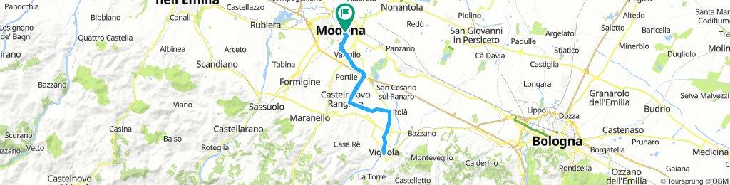 Modena-Vignola