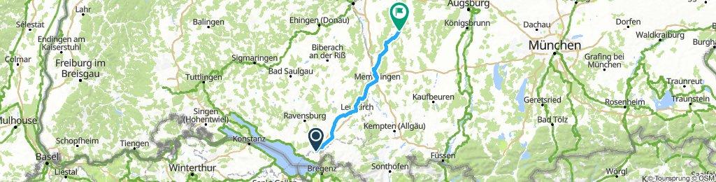 Achberg - Krumbach (Schwaben)