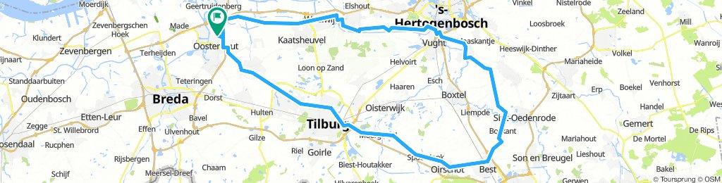 Oosterhout-Best-Oosterhout