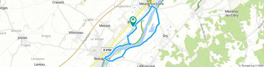 baule Beaugency Meung-sur-Loire