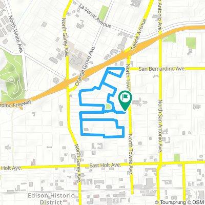Neighborhood Route #2