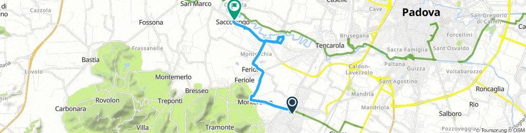 Giro Colonne 26/07/18