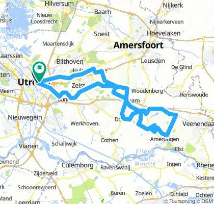Ronde Heuvelrug 80 km