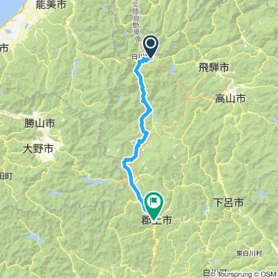 Shirakawa - Gujo