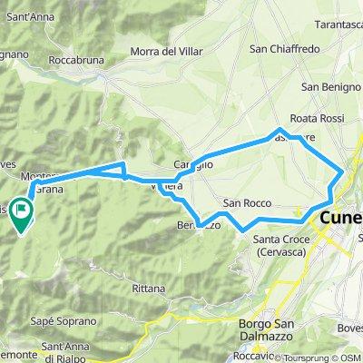 Coumboscuro - anello Vallera /Cuneo /Passatore