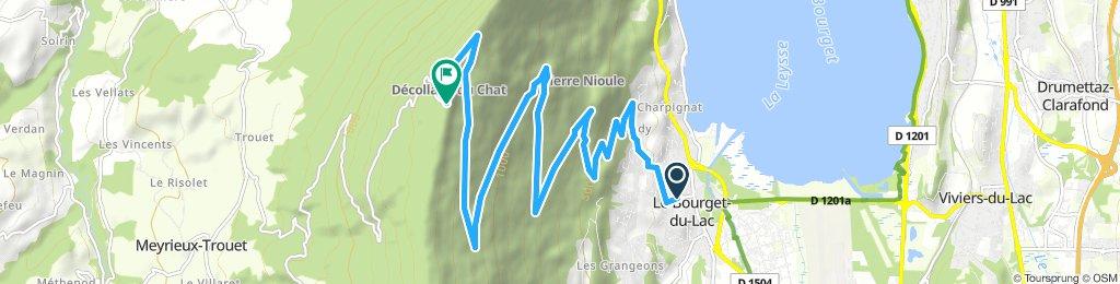 Mont du Chat 1504 m