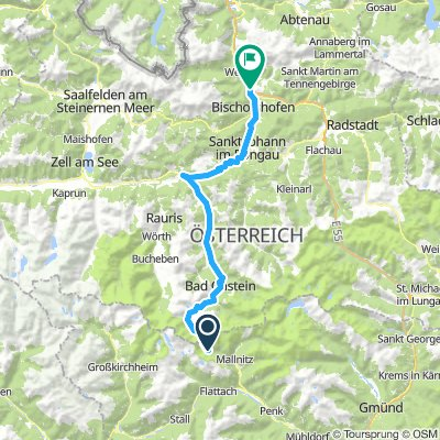 S4: Jamnigalm/Mallnitz (AUT) - Bischofshofen (AUT)