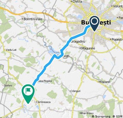 Bucuresti-Ghimpati
