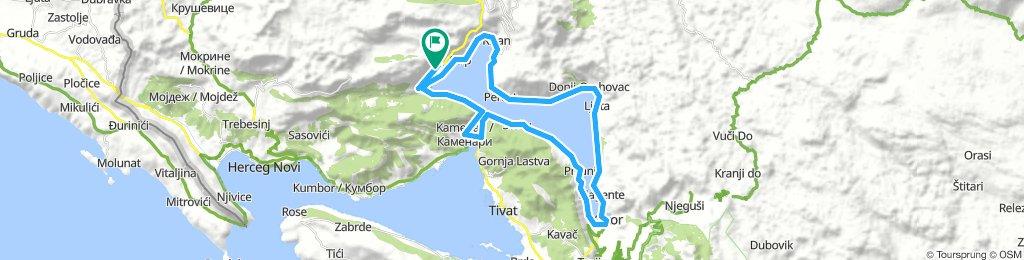 Czarnogóra Dookoła Kotoru
