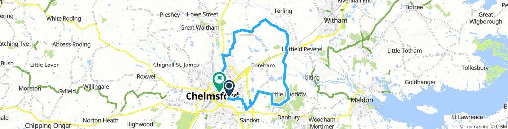 30km Saturday Ride