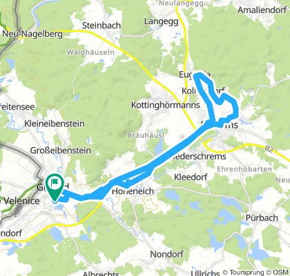 Easy Mittwoch Ride In Gmünd