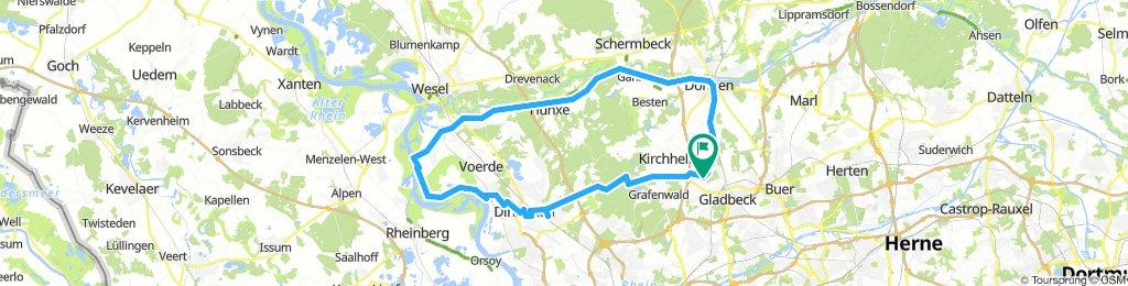 Gladbeck-Rotbach-WeselDattelnKanal-Gladbeck