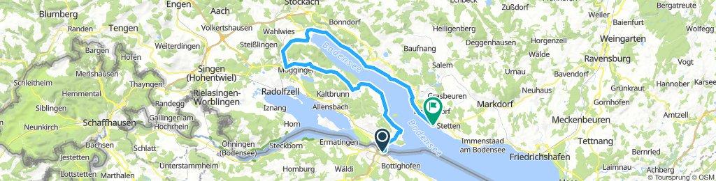 2. Etappe Bodensee Rundfahrt