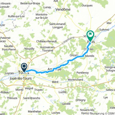 Tag 6 Tours - Blois