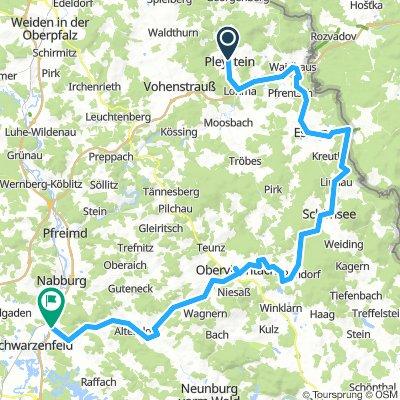 Oberpfälzer-Wald-Runde Teil2