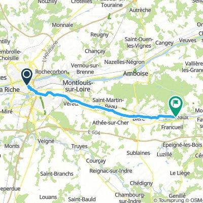 Tours Chisseaux 34