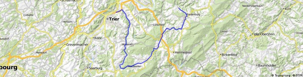 Trier-Ruwer-Hermeskeil-Berglicht