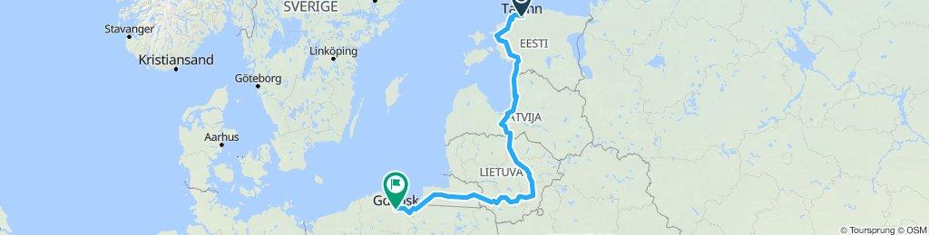 Tallinn-Gdask